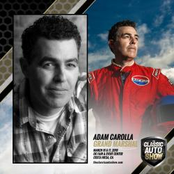 Adam Carolla, The Adam Carolla Show and CarCast with Adam Carolla