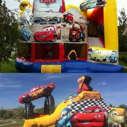 Disney Cars Inflatables