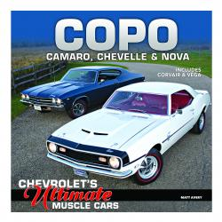 COPO Central Celebrates Chevy's Ultimate Musclecars