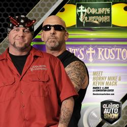 Horny Mike and Kevin Mack, Count's Kustoms