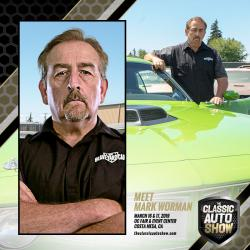 Mark Worman from Graveyard Carz