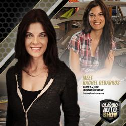 Rachel DeBarros, All Girls Garage